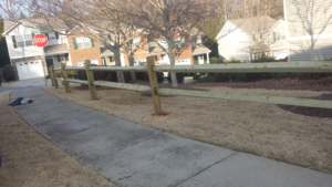 Fence Company Near Lawrenceville Georgia